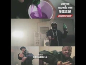 Video: Chingyung Feat. Hollywood Donut - Wockside